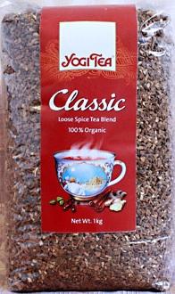 Classic Chai Yogi Tea, 1 kg Bulk (Klassikaline chai tee)