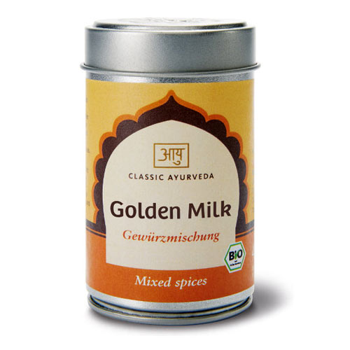 Golden Milk spice blend (Kuldne piim)