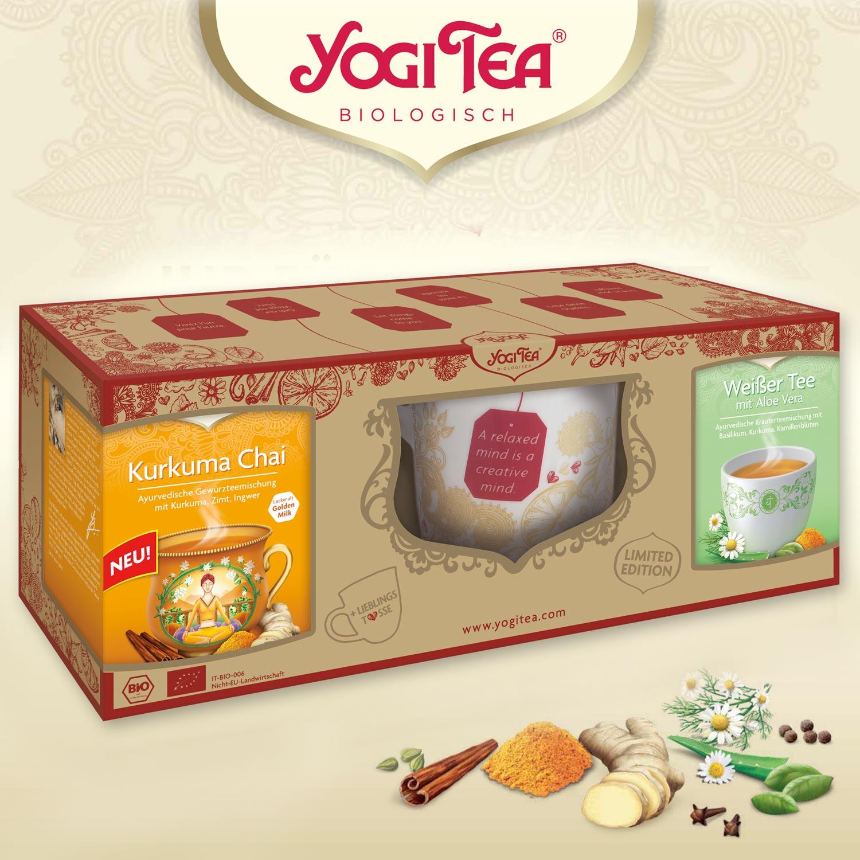 Yogi Tea Gift Set 2 (Kinkekomplekt 2)