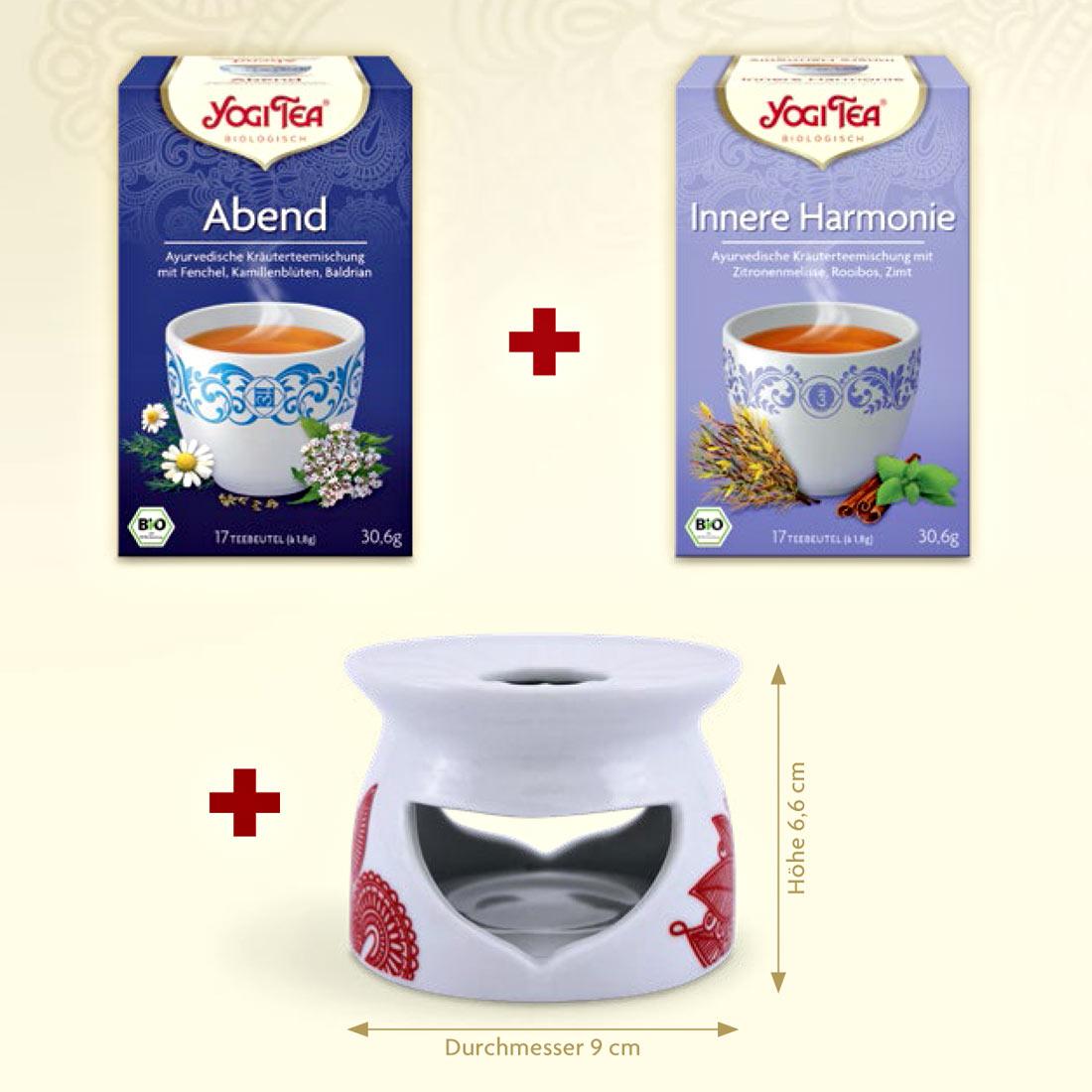 Yogi Tea Gift Set (Kinkekomplekt)