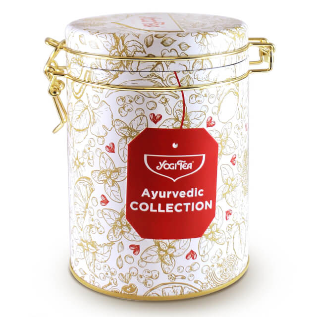 Yogi Tea Gift Tin Box (Kinkekomplekt)