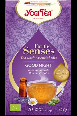 Good Night Yogi Tea (Head ööd tee)