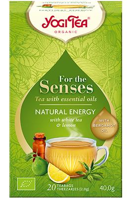 Natural Energy Yogi Tea (Loomulik energia tee)