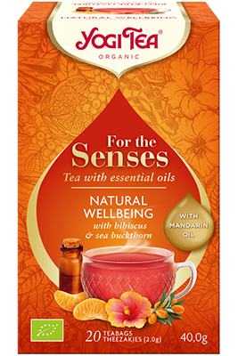 Natural Wellbeing Yogi Tea (Loomulik Heaolu Tee)