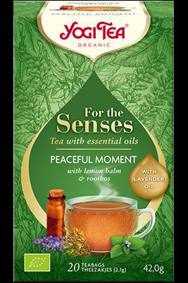 Peaceful Moment Yogi Tea (Rahuliku hetke tee)