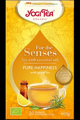 Pure Happiness Yogi Tea (Puhta rõõmu tee)