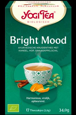 Bright Mood Yogi Tea (Helge tuju tee)