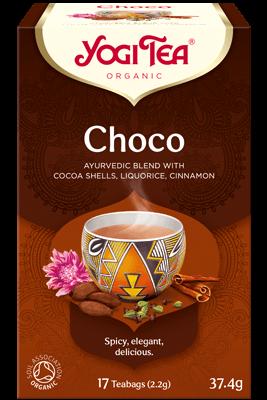 Choco Yogi Tea organic
