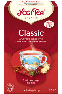 Classic Yogi Tea (Klassikaline joogi tee)