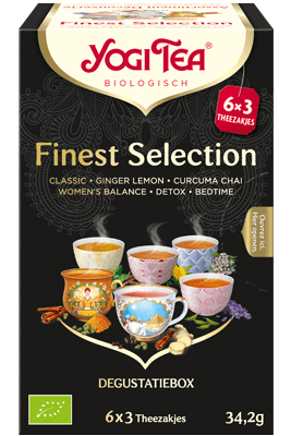 Finest Selection Yogi Tea (Parim valik)