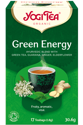 Green Energy Yogi Tea organic