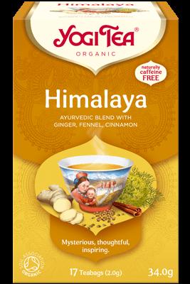 Himalaya Yogi Tea organic