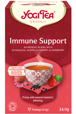 Immune Support Yogi Tea organic
