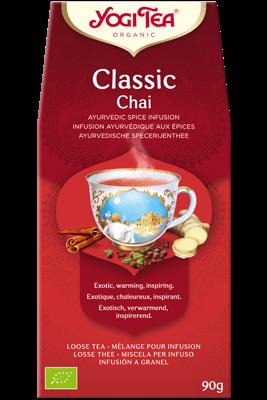 Classic Chai Yogi Tea organic