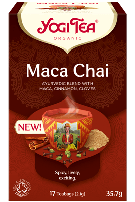 Maca Chai Yogi Tea (Maca chai tee)