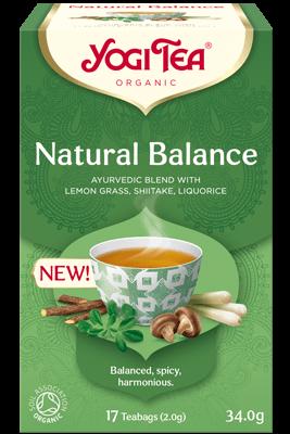 Natural Balance Yogi Tea organic
