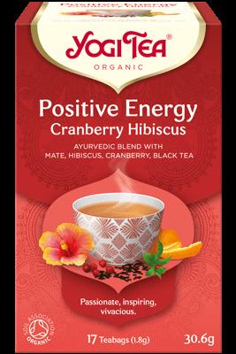 Positive Energy Yogi Tea organic
