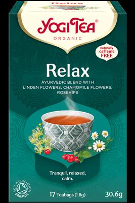 Relax Yogi Tea organic