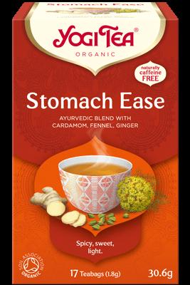 Stomach Ease Yogi Tea organic