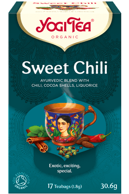 Sweet Chili Yogi Tea (Magus tšilli tee)