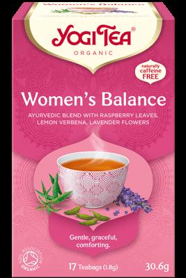 Women's Balance Yogi Tea (Naiseliku tasakaalu tee)
