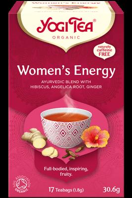 Women's Energy Yogi Tea (Naiseliku energia tee)